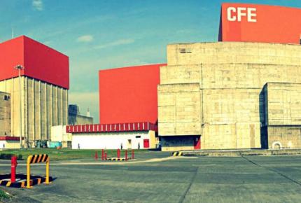 CFE recibe renovación de licencia para reactor nuclear en Veracruz