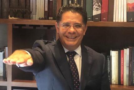 Rabindranath Salazar asume como subsecretario de Gobernación