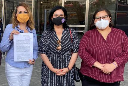 Alcaldesa de Tecate denuncia a Bonilla ante la FGR por amenazas