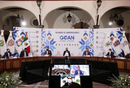 GOAN propone reformas para renovar federalismo en México