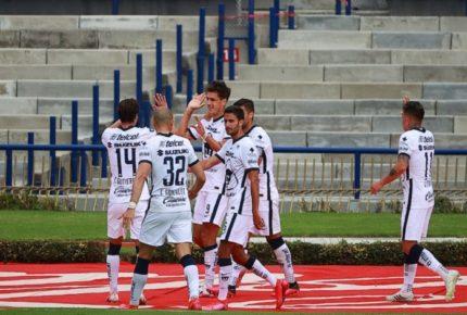 ¡Rugido universitario! Pumas doblega 3-2 a Querétaro