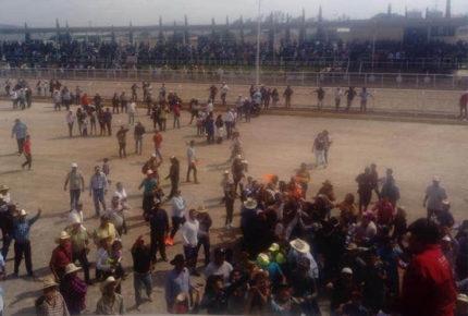 Balacera durante carrera de caballos deja cinco muertos en Hidalgo