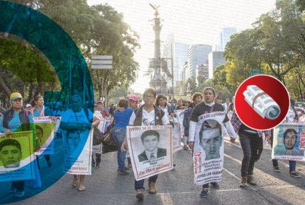 La Portada | Caso Ayotzinapa: La verdad histórica no ha muerto