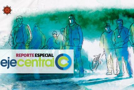 Zona Cero | Civiles patrullan las calles para frenar violencia y la pandemia