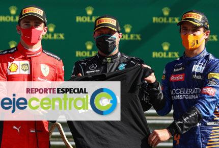 F1 vuelve a quemar el asfalto en la pandemia