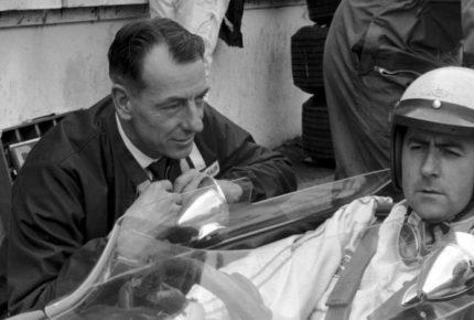 Murió Ron Tauranac, cofundador de Brabham de F1