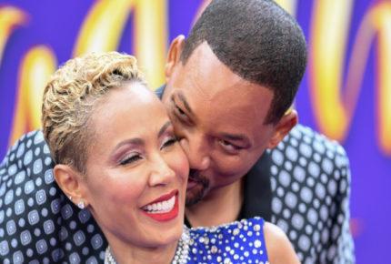 Esposa de Will Smith confiesa amorío con amigo de su hijo