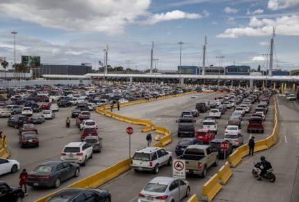 Amplían México y EU restricciones de tránsito en la frontera