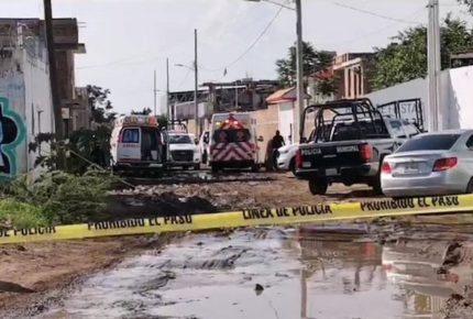 Detienen a tres personas por ataque armado en anexo de Irapuato