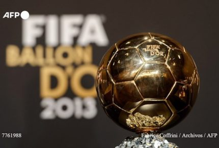Balón de Oro no será otorgado en 2020