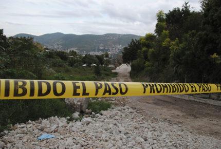 Reportan el hallazgo de cinco cuerpos en Aguililla, Michoacán