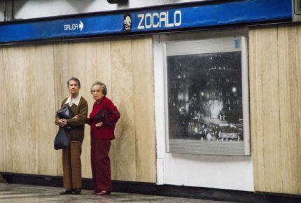 Cierran estaciones del Metro para evitar contagios