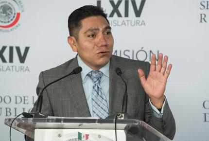 El diputado Jorge Luis Preciado dio positivo a Covid-19
