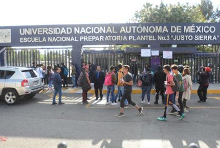 Entregan instalaciones de la Prepa 3 de la UNAM