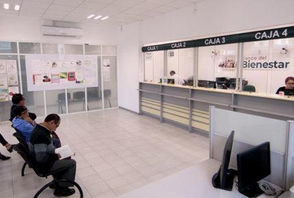 Banco del Bienestar acuerda finalizar contrato para instalación de cajeros