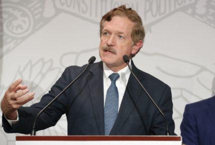 La oposición impugnará la 'Ley Zaldívar': Romero Hicks