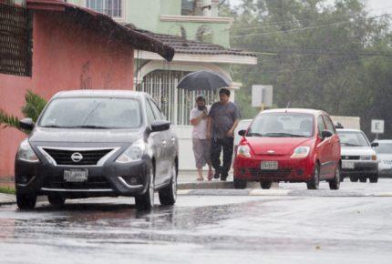 Fuertes lluvias provocan afectaciones en Veracruz