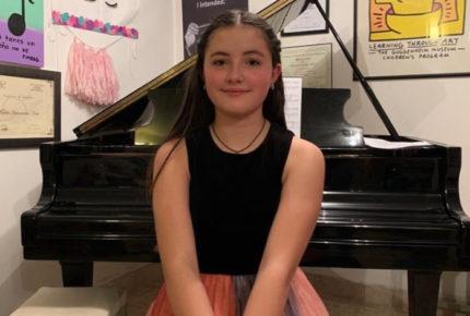 A los 14 años la mexicana María Hanneman gana el Grand Prize Virtuoso