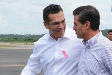 """""""Alito"""" Moreno felicita a Peña Nieto por su cumpleaños"""