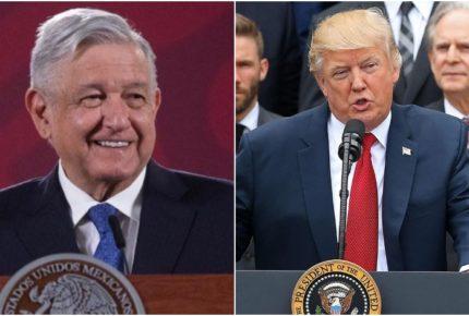 ¿Qué empresarios acudirán a cena con AMLO y Trump?