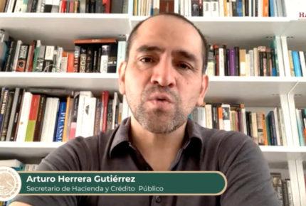 T-MEC, motor de relanzamiento de economía mexicana: Herrera