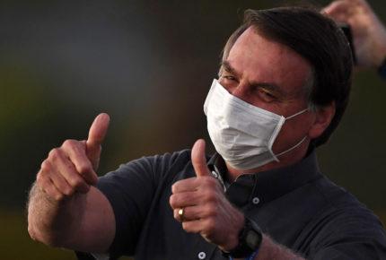 Brasil, víctima de 'brutal campaña' de desinformación: Bolsonaro