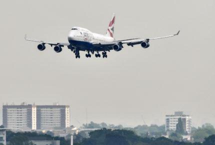 British Airways acuerda despedir a 270 pilotos