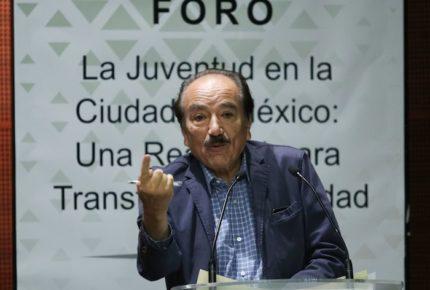 Jesús Martín del Campo renuncia al PT en el Congreso de la CDMX