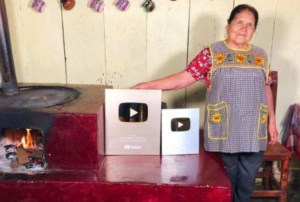 Doña Ángela rompe nuevo récord; suma 3 millones de suscriptores
