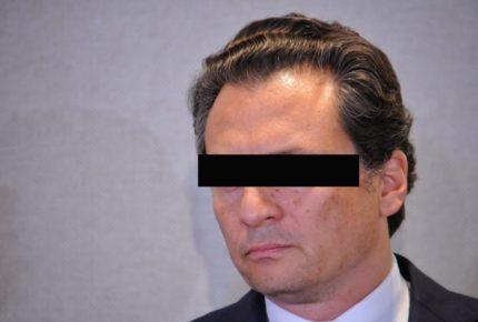 Niegan amparo a esposa de Emilio Lozoya, contra orden de aprehensión