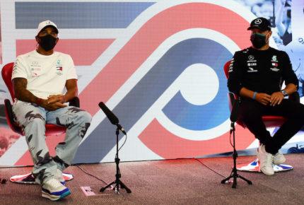 Hamilton llega de líder al GP de Gran Bretaña