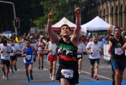 Cancelan Maratón de la Ciudad de México