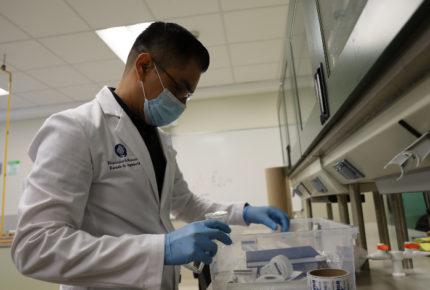 Proteína, clave en casos graves de Covid-19, según estudio