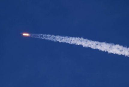SpaceX retrasa lanzamiento de minisatélites