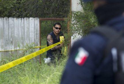 """En Tamaulipas hallan nueva banda delictiva """"Los X""""; detienen a dos"""