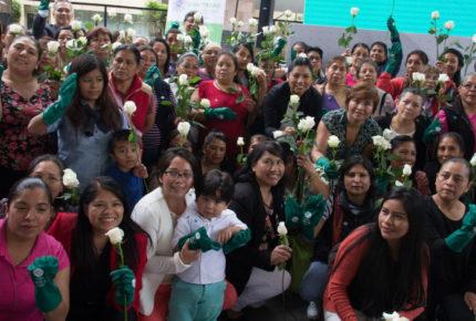 México: 2.4 millones de trabajadoras del hogar en la informalidad