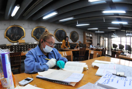 Ante Covid-19 las bibliotecas de la UNAM desarrollan protocolo de seguridad