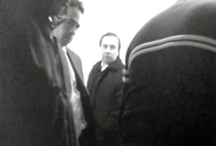 Tomás Zeron dirigió interrogatorio ilegal, revela video