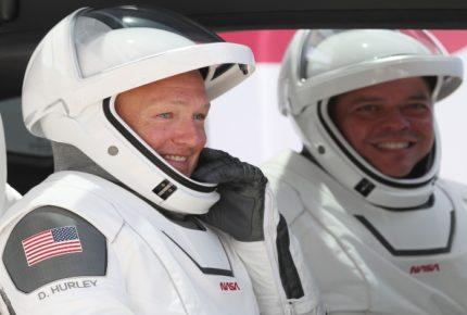 SpaceX se prepara para regresar a la Tierra