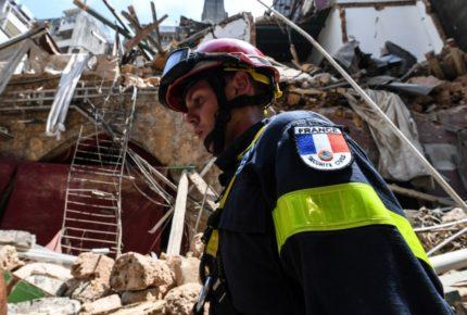 Tras explosión en Beirut detienen a 16 funcionarios