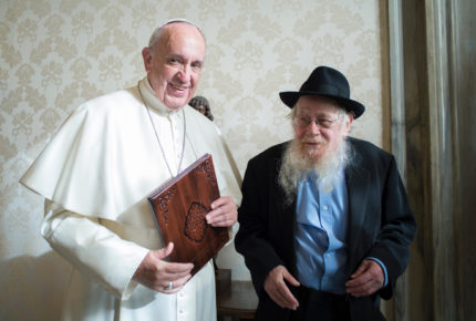 Murió a los 83 años Adin Steinsaltz, figura central del judaísmo