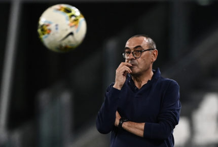 Tras fracaso en Champions, destituyen a Sarri