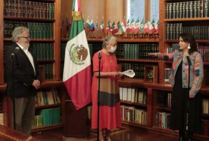 Fabiola Alanís, nueva titular de Conavim