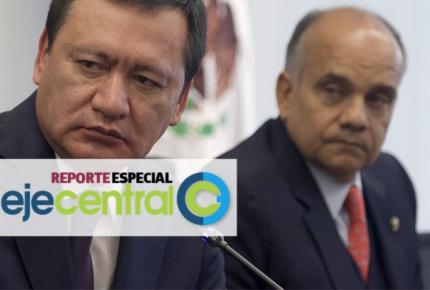 Cierran cerco contra protegida de Osorio
