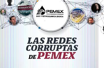 La Portada | Las redes corruptas de Pemex