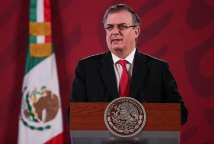 Vacuna rusa se aplicaría a mexicanos en octubre: Ebrard