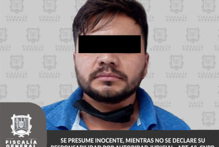 Detienen a ex agente de la Fiscalía de Jalisco por feminicidio