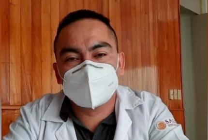 Doctor Vicente Grajales Yuca ya está en su casa