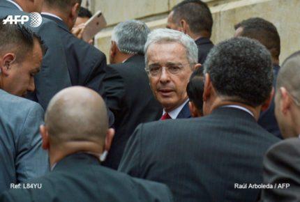 Ordenan captura del expresidente de Colombia, Álvaro Uribe