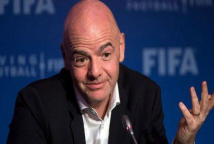 Comisión de Ética de FIFA decidirá futuro de Infantino; él la respetará, dice